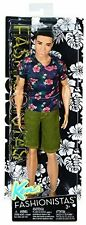 Barbie Fashionistas Ken Doll, Floral Tee