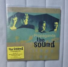 "The Sound Progaganda Double 10"" LP RSD New Borland Chameleons Post Punk"