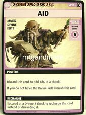 Pathfinder Adventure Card Game - 1x Aid - Rise of the Runelords