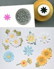 Mini DAISY Shape Paper Punch by Punch Bunch Quilling-Scrapbook-Cardcraft NIP