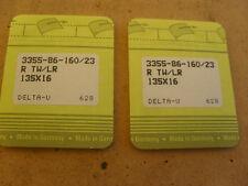20X NEEDLES LEATHER POINT TO SUIT INDUSTRIAL WALKING MACHINE 160/23