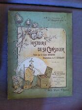 ENDEPEU Comte (texte) - ZUTMANN P. (Illustrations) - Histoire de se consoler.