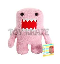 "PINK DOMO KUN PLUSH! MEDIUM SOFT DOLL ANIME MONSTER FIGURE NANCO 11-12"" NEW"