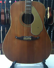 Fender Vintage Wildwood IV Acoustic Guitar 1956 Made In USA
