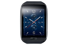 Samsung Galaxy Gear S R750W Smart Watch w/ Curved Super AMOLED Display Black -