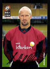 Andreas Hilfiker Autogrammkarte 1 FC Nürnberg 1998-99 Original Signiert+A 104846