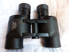 True Military Grade Waterproof 8x40 Porro Prism Binocular W/Leather Case, New