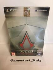 ASSASSIN'S CREED REVELATIONS COLLECTOR'S EDITION - PS3 - NUOVO NEW VERSIONE ITA