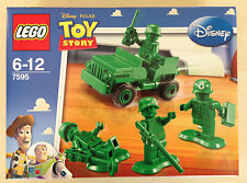LEGO Toy Story Army Men On Patrol 7595 *NEW* *Retired set*