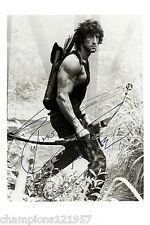 Sylvester Stallone ++Autogramm++ ++RAMBO++2