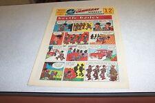 COMICS THE OVERSEAS WEEKLY 8 NOVEMBER 1959 BEETLE BAILEY THE KATZENJAMMER KIDS
