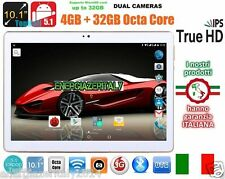 TABLET 10 ZOLL 3G OCTA CORE 8 x 2.0 ghz 4GB RAM 32GB ROM ANDROID 2 SIM wifi tele