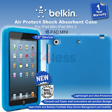 Belkin Air Protect Shock Absorbent Case for iPad Mini iPad Mini 2 Blue