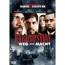 CARLITO'S WAY-WEG ZUR MACHT (SINGLE) -  DVD NEUWARE SEAN COMBS AKA P.DIDDY
