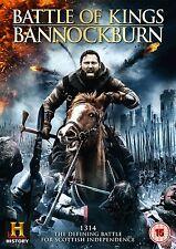 Battle of Kings: Bannockburn (The History Channel) : New DVD