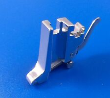 SEWING MACHINE CLIP ON FOOT BRACKET HIGH SHANK FITS BROTHER TOYOTA NEW SINGER