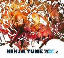 NEW - Ninja Tune XX: 2 by Various Artists