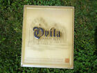 "Ovila Abbey Belgium Beer Sign Tin Metal Sierra Nevada Brewing Chico CA 12"" x 10"""