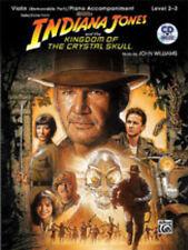 Indiana Jones/Crystal Skull (violin/CD); Williams, John, ALFRED - 31782