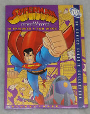Superman - The Animated Series, Volumen 3 Tres - DVD Box Set NUEVO Y SIN ABRIR