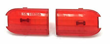 Pair Of New Genuine Porsche 996 Carrera Turbo GT3 3rd High Brake Light End Caps