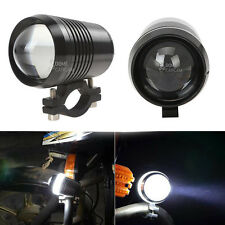 2x 30W CREE U2 LED HeadLight Spot Fog Lights Motorcycle ATV Bike Car Waterproof
