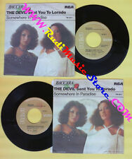 LP 45 7''BACCARA The devil sent you to lorado Somewhere in paradise no cd mc dvd
