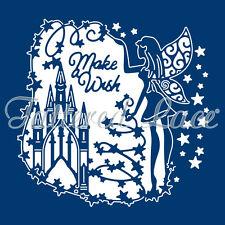 Tattered Lace Cutting Dies FAIRY CASTLE TAPESTRY D1198  Stephanie Weightman  *