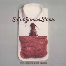 Audio CD Parts Unknown Weight Unknown - St. James Stars - Free Shipping