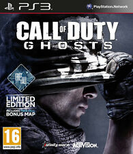 Call of Duty Ghosts ~ PS3 (New and Sealed)