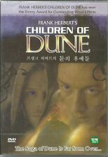 CHILDREN OF DUNE  NEW  DVD