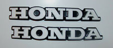 HONDA FUEL/GAS TANK EMBLEM/BADGES CB450 CB 450 TWIN