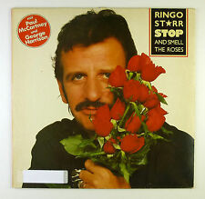 "12"" LP - Ringo Starr - Stop And Smell The Roses - B4357 - washed & cleaned"