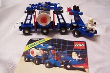 Lego 6883 Classic Space TERRESTRIAL ROVER w/Instructions MINIFIG vintage set