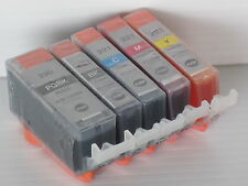10pk Non-OEM Canon PGI-220 CLI-221 ink cartridges for iP4700, MP540