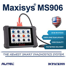 Autel Maxisys MS906 OBD2 Auto Diagnostic Scanner Better Than MaxiDas DS708