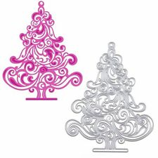 Christmas Trees Cutting Dies Stencisl for DIY Scrapbook Album Paper Card Crafts