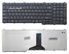 New Black US Keyboard fit Toshiba Satellite Pro L500 L500D