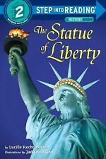 STATUE OF LIBERTY STEP INTO READING Level 2 children's beginner reader book NEW