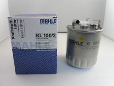 Mercedes A/V Class Sprinter Vito 1.7,2.1,2.2,2.7 CDI Fuel Filter *MAHLE KL100/2*