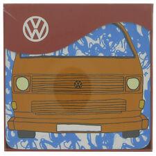 VW Camper Sottobicchieri Set di 4 t25 Van Officially Licensed Volkswagen regalo 58404
