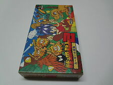 Tatakae Genshijin 2 / Joe and Mac 2 Nintendo Super Famicom Japan NEW