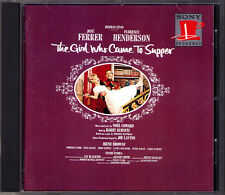 THE GIRL WHO CAME TO SUPPER Noel Coward Jose Ferrer Henderson Orig Broadway Cast