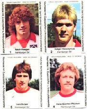 AMERICANA Fußball 1980 ~ 10 aus 141 verschiedenen Bildern wählen