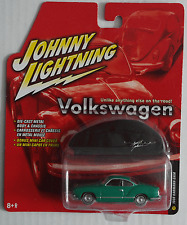 Johnny Lightning – VW Karmann Ghia grün + Haube Neu/OVP
