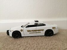 Loudon County Tennessee custom sheriff's diecast car Motormax 1:24 scale