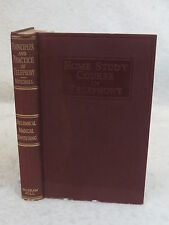 Jay G. Mitchell MECHANICAL MANUAL SWITCHING  PRACTICE OFTELEPHONY 1924