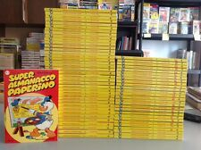 SUPER ALMANACCO PAPERINO 2a Serie # 1/66 - Mondadori - COMPLETA