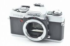 *Rare Ex* Minolta XG-S manual focus 35mm SLR film camera 5073