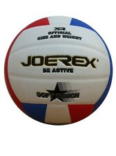 JOEREX New Official Size 5 Soft Laminated Synthetic PU Leather Volleyball Ball